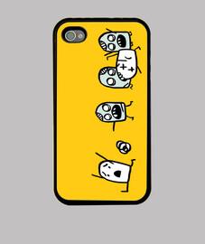 Zombie garabato (iPhone)