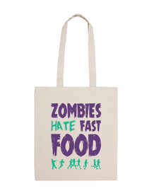zombie hate veloce food