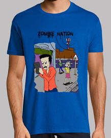 zombie nation giallo uomo