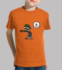 Zombie Nerd - Niño