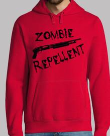 Zombie Repellent manga larga capucha