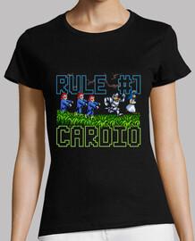 Zombieland Rule #1: Cardio