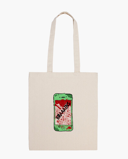 Zombiephone cloth bag