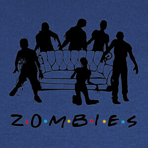 zombies T-shirts