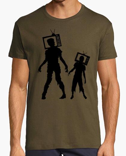 Camiseta Zombies de verdad