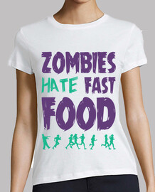 zombies détestent fast food
