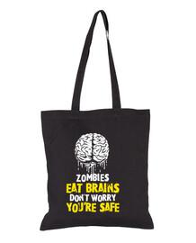 zombies eat brain jaune