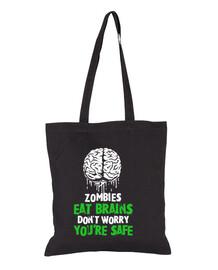 Zombies fressen grünes Gehirn