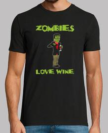 Zombies Love Wine - chico