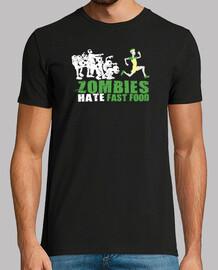 Zombies odian la comida rápida