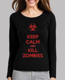 zombies rayonnement