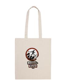 Zombies Run bag