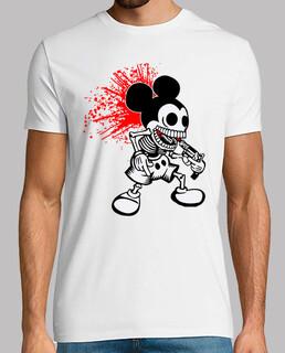 Zombies Terror Horror Cine TV humor  Zombie camisetas friki