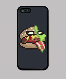 zomburger! (pas de conserves au vinaigre)