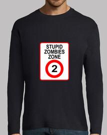 zona stupidi zombi