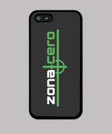 zonacero couverture blanche iphone 5