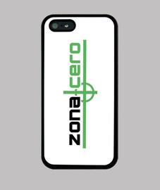 zonacero couvrent l'iphone noir 5