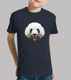 Zoo 3D Panda Low Poly Art
