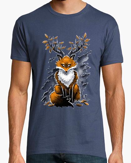 Camiseta Zorro Ciervos