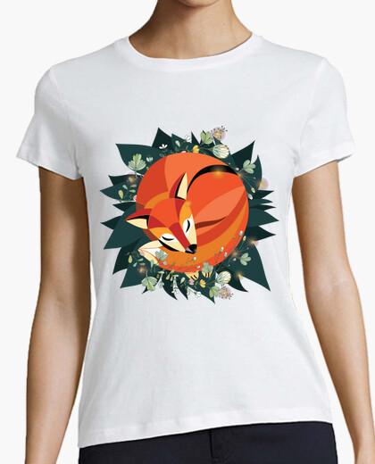 Camiseta Zorro círculo