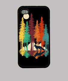 zorro del bosque