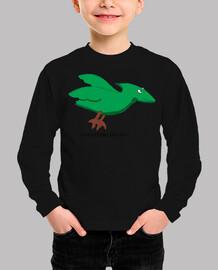 zouno el pájaro dinosaurio
