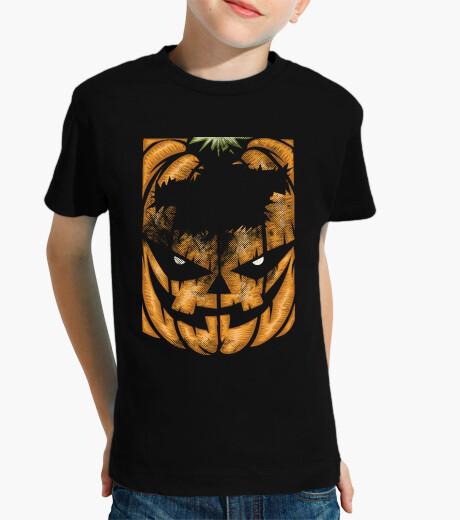 Abbigliamento bambino zucca di halloween