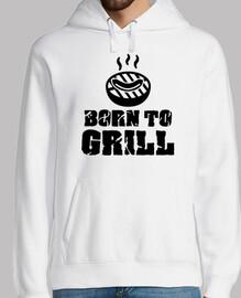 zum Grillen geboren