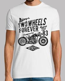 Zwei Räder für jemals