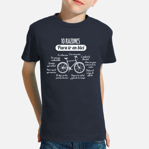 10 reasons for cycling (child) kids clothes