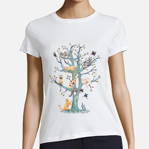 1.the tree of cat life
