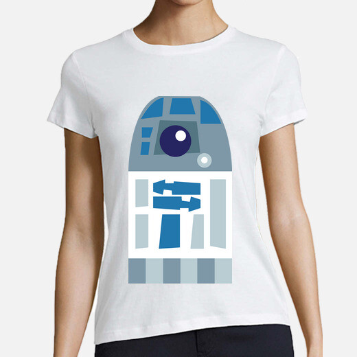 mujer - r2d2
