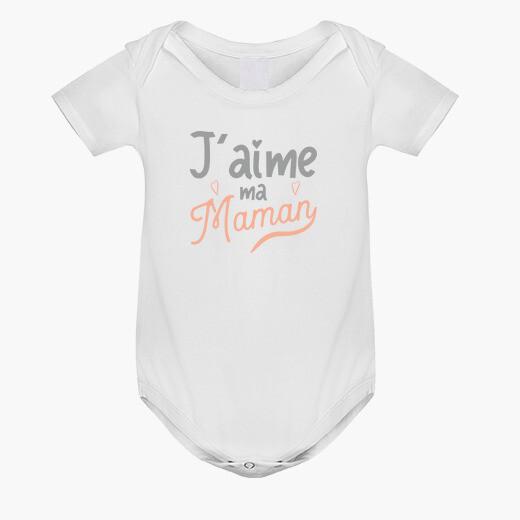 Abbigliamento bambino amo il regalo di mia...