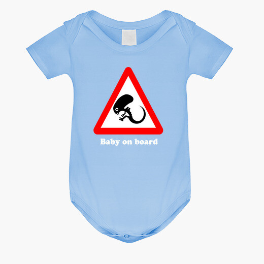 Abbigliamento bambino bebè a bordo