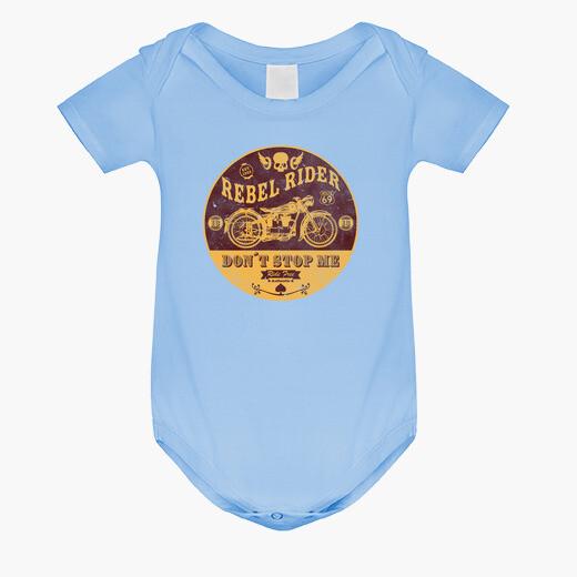 Abbigliamento bambino il rider ribelle non...