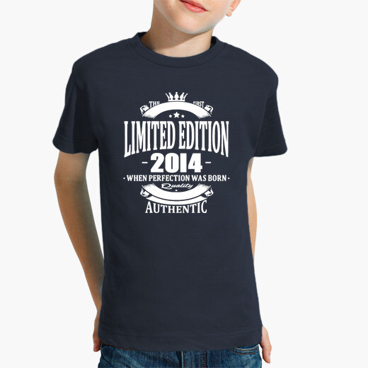 Abbigliamento bambino limited edition 2014