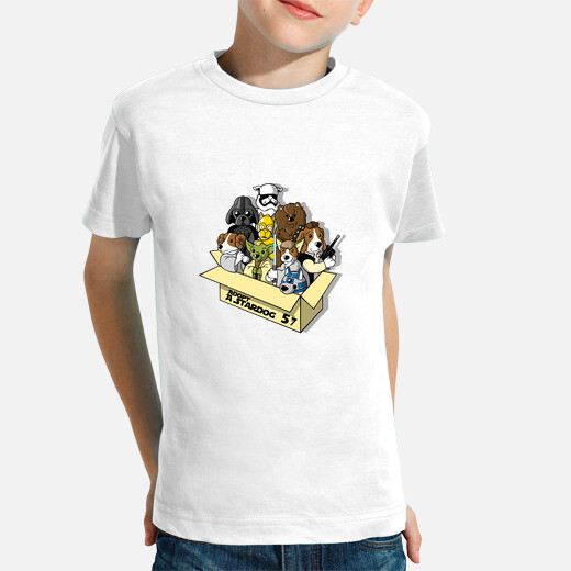 Adopt a stardog kids clothes