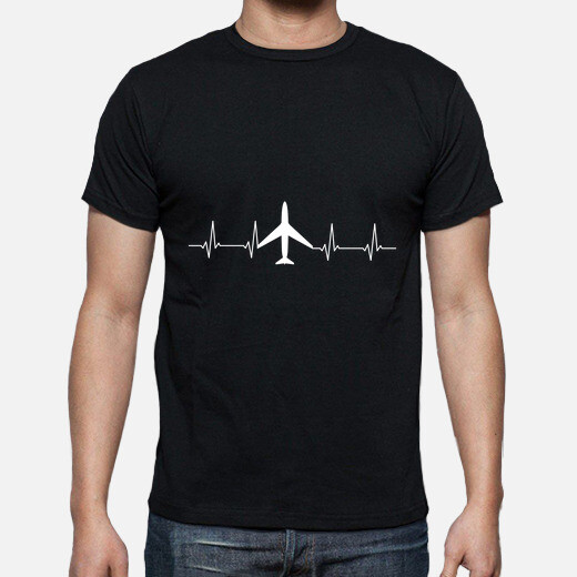 airplane heartbeat for pilot  aviation