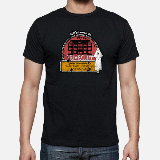 American horror story: briarcliff t-shirt
