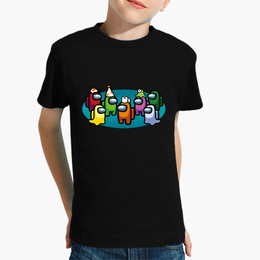 Among us characters kids clothes