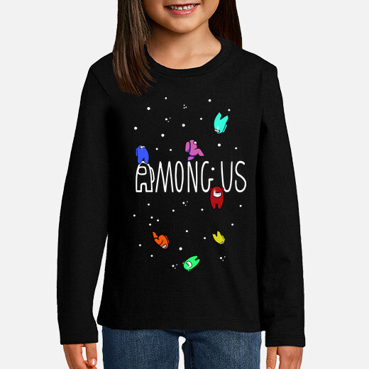 among us space stars vertical