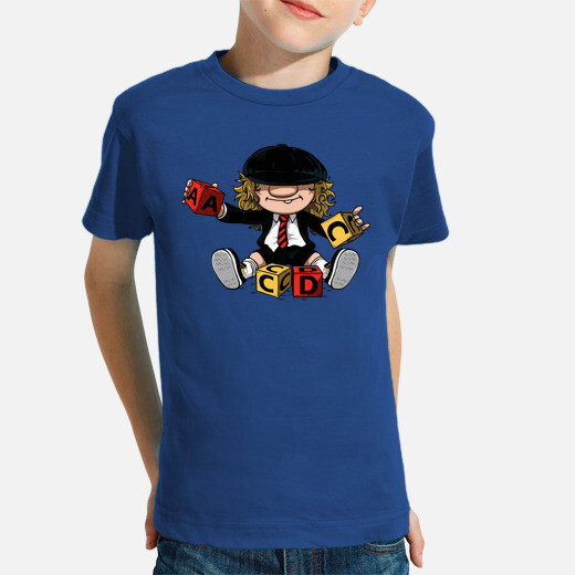 Angus young kids clothes