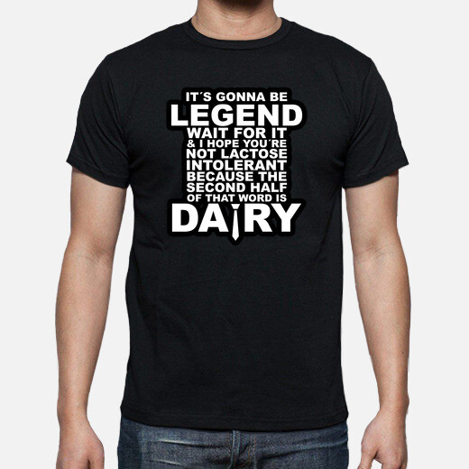 As conoc your mother: legendary t-shirt