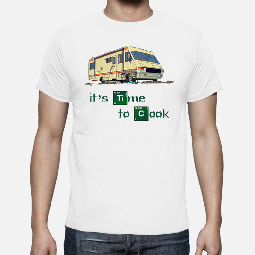 autocaravana - it's time to cook (breaking bad)