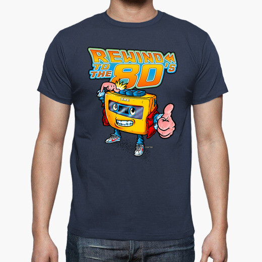 Back to the 80s shirt t-shirt