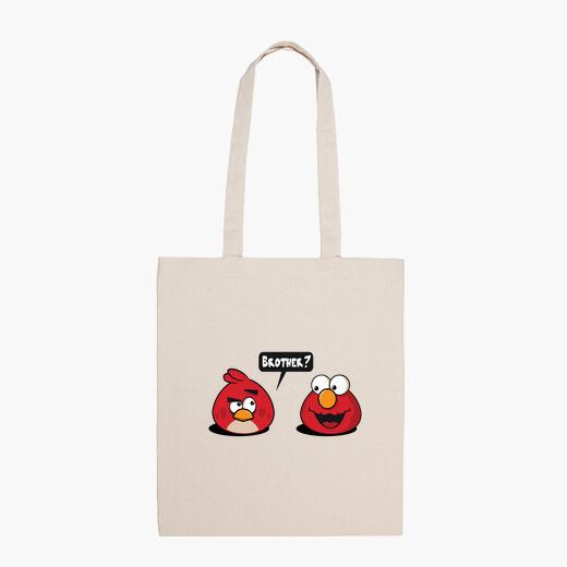 Bag angry brothers