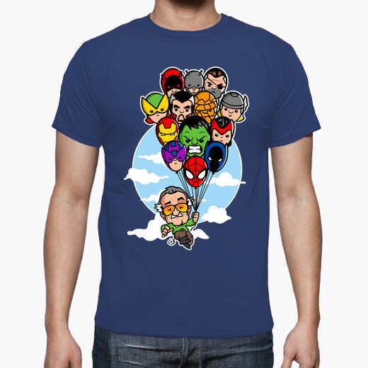Balloon stan ii (collab with g! r) t-shirt