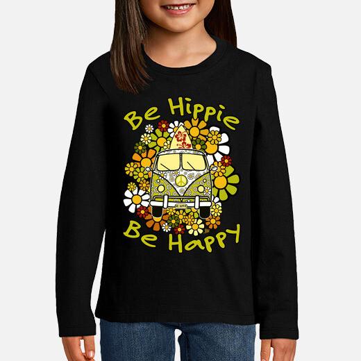 be hippie be happy
