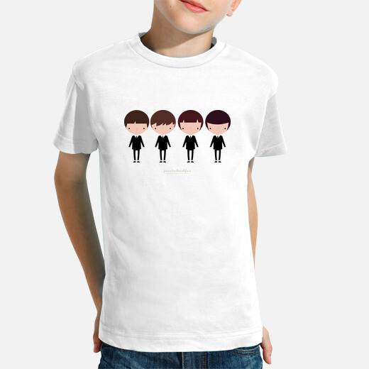 Beatles - baby shirt with illustration...