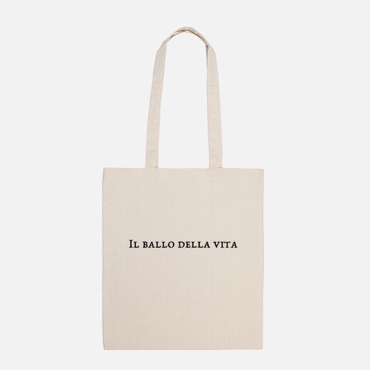 Bolsa IL BALLO DELLA VITA MANESKIN